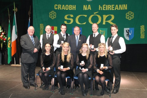 2013 All-Ireland Scór Sinsear Ceili Dance Champions