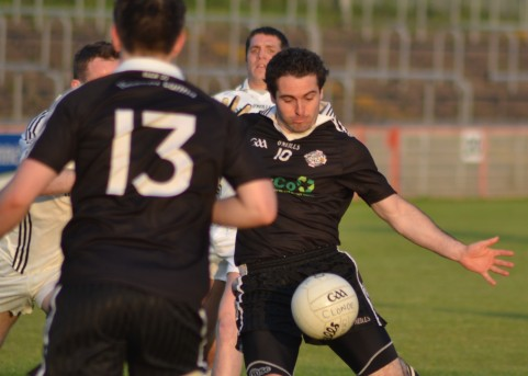 Jason McAnulla secures a last minute draw against Clonoe